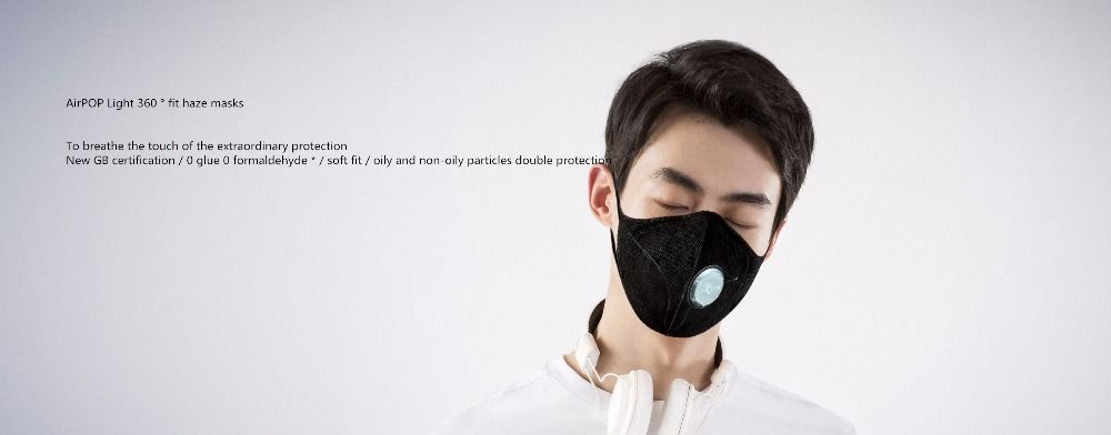 Airpop Light 360 Fit Anti Fog Mask (3)