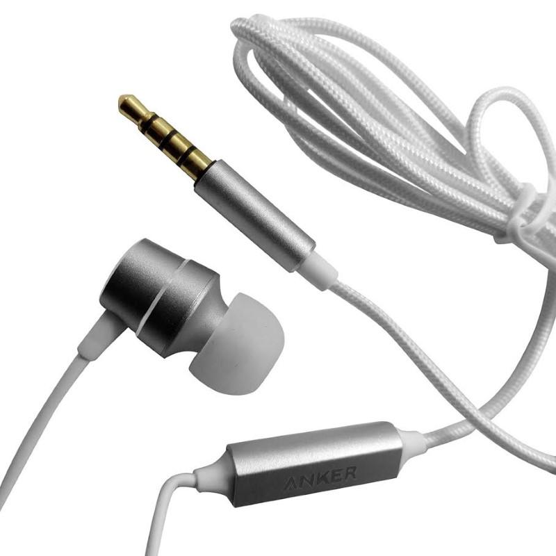 Anker Soundbuds Mono Wired Earphone (12)