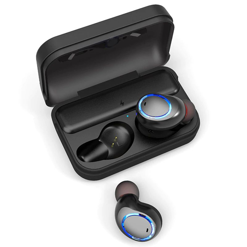 Awei T3 Tws Binaural Bluetooth Earphones Wireless Earbuds (1)