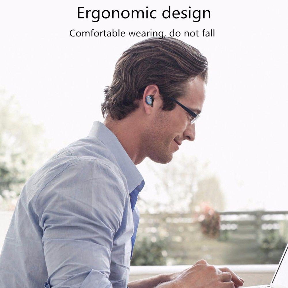 Awei T3 Tws Binaural Bluetooth Earphones Wireless Earbuds (3)