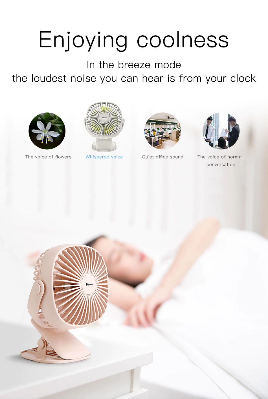 Baseus 2000mah Rechargeable Cooling Fan (8)