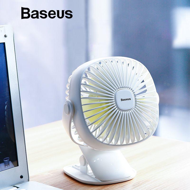 Baseus 2000mah Rechargeable Cooling Fan (9)