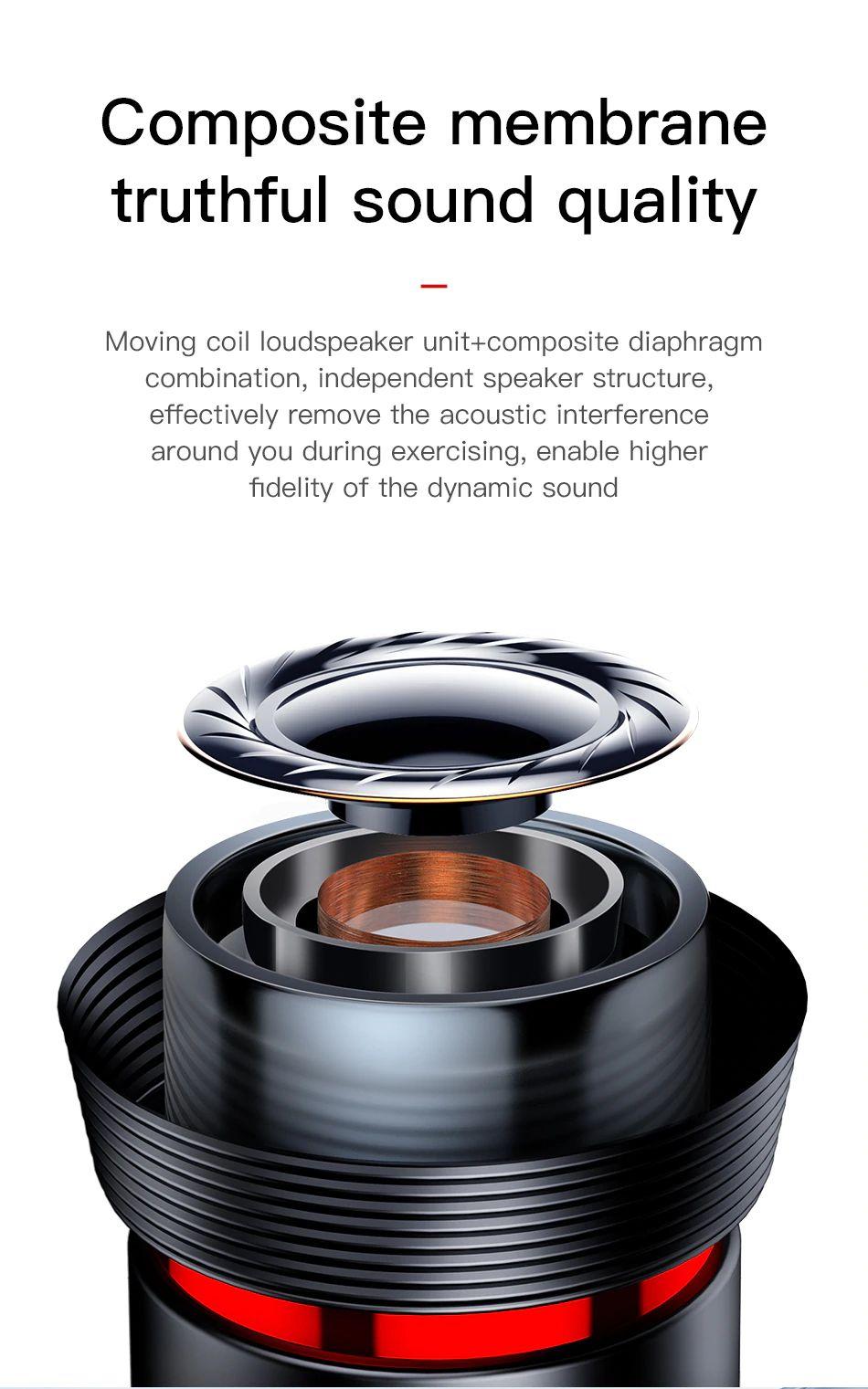 Baseus Encok S12 Bluetooth 5 0 Neckband (2)