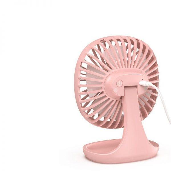 Baseus Portable Usb Fan 3 Speed Mini Fan (2)