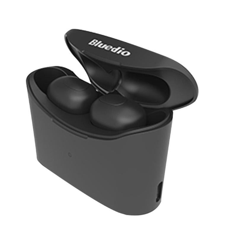 Bluedio T Elf Mini Airpod Bluetooth 5 0 True Wireless Earphone With Charging Box (8)