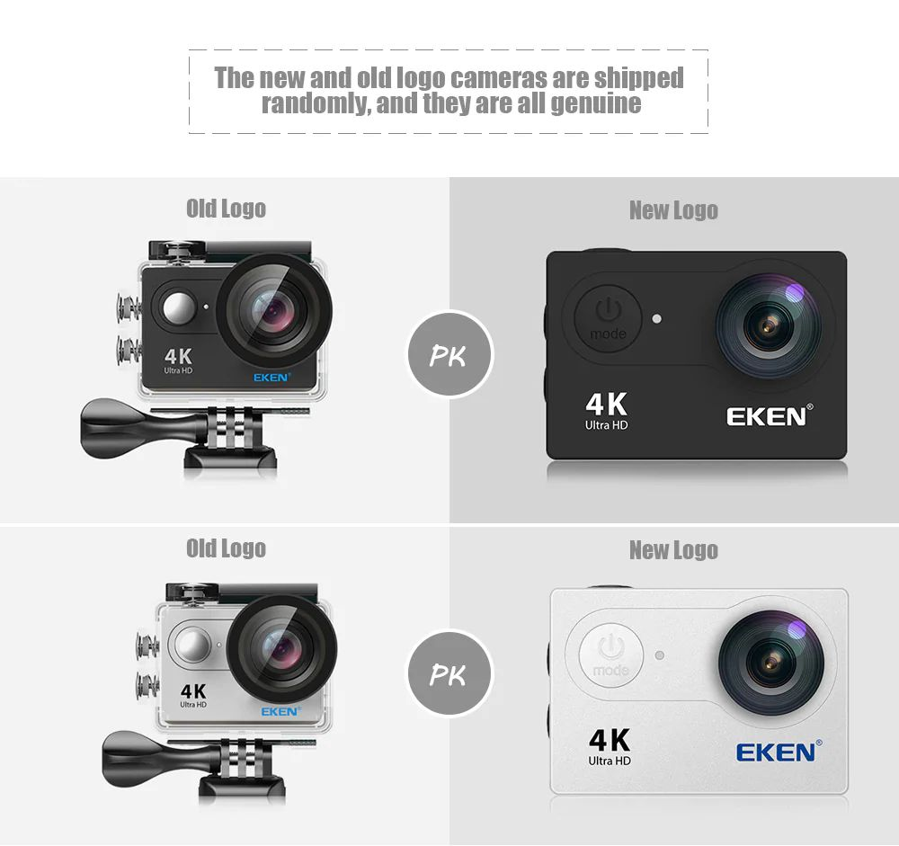 Eken H9r 4k Action Camera Ultra Hd (10)