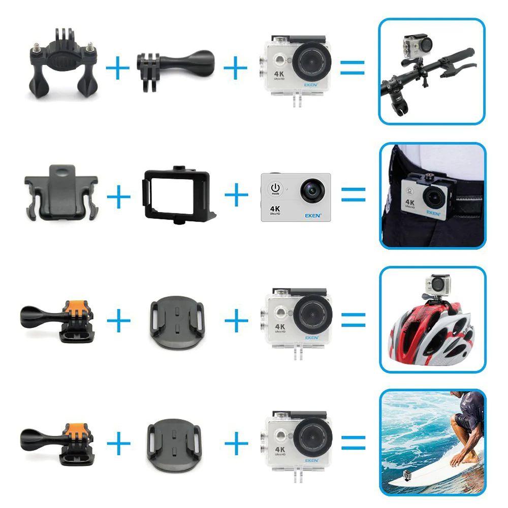 Eken H9r 4k Action Camera Ultra Hd (3)