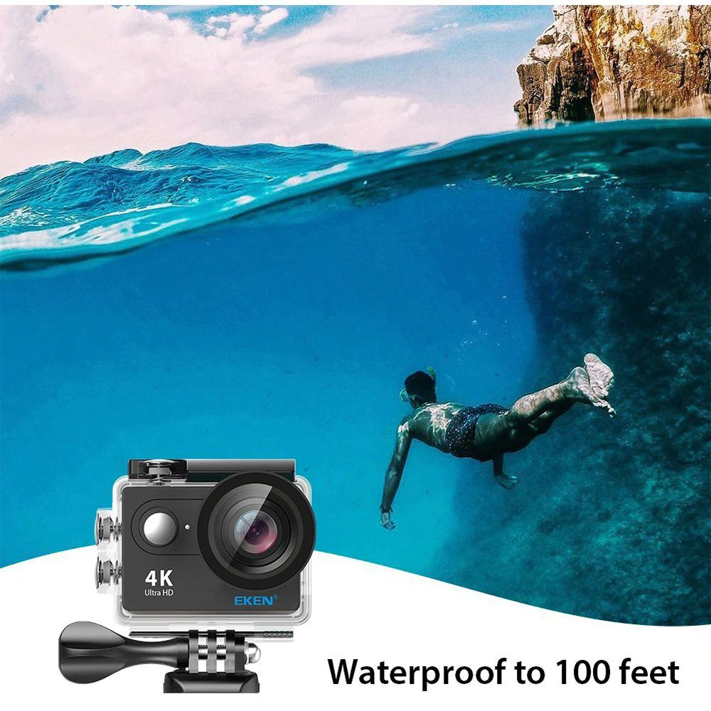 Eken H9r 4k Action Camera Ultra Hd (4)