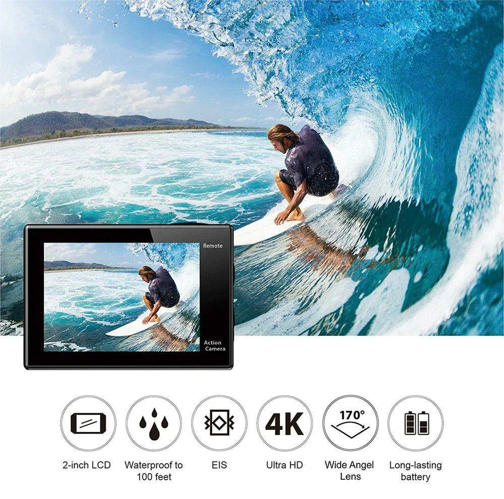Eken H9r 4k Action Camera Ultra Hd (5)