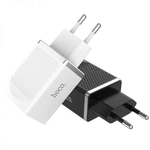 Hoco C42a Qc3 0 Quick Charge Single Usb Power Adapter Charger (4)
