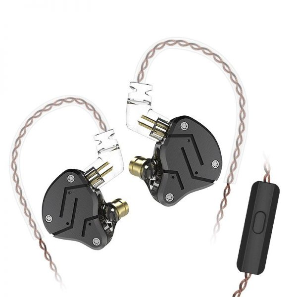 Kz Zsn Hifi Dynamic Hybrid Earphone (8)