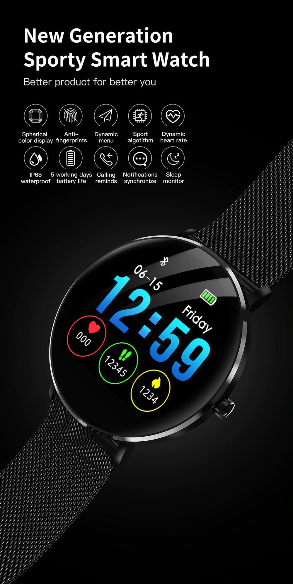 Microwear L6 Smart Watch (12)