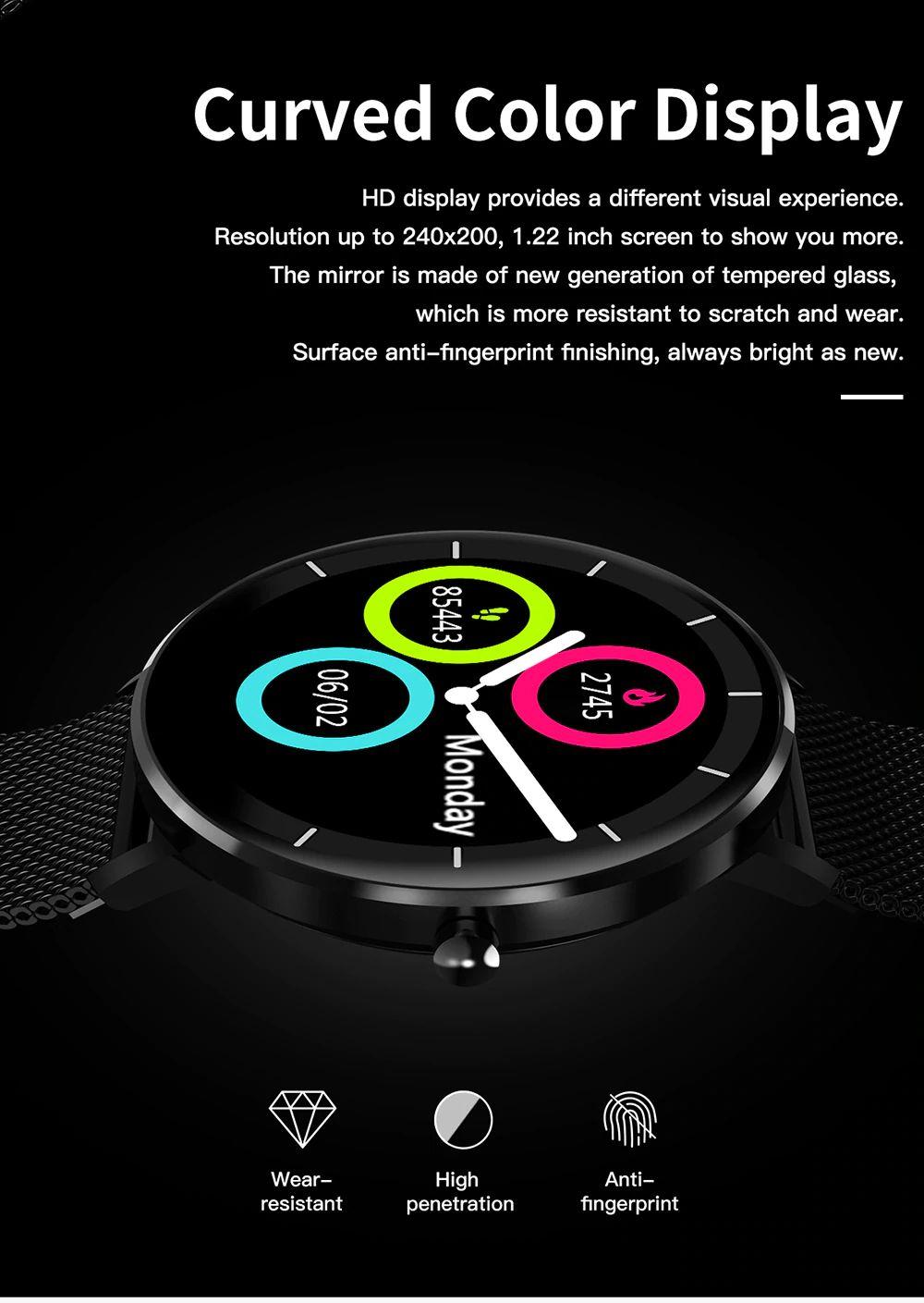Microwear L6 Smart Watch (14)
