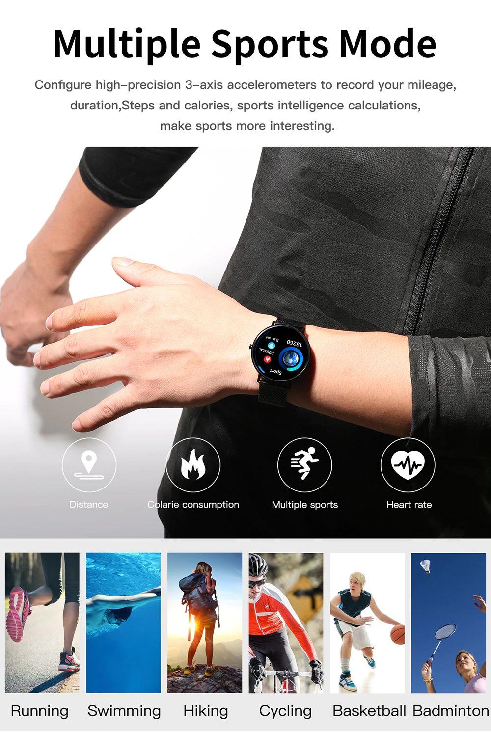 Microwear L6 Smart Watch (2)