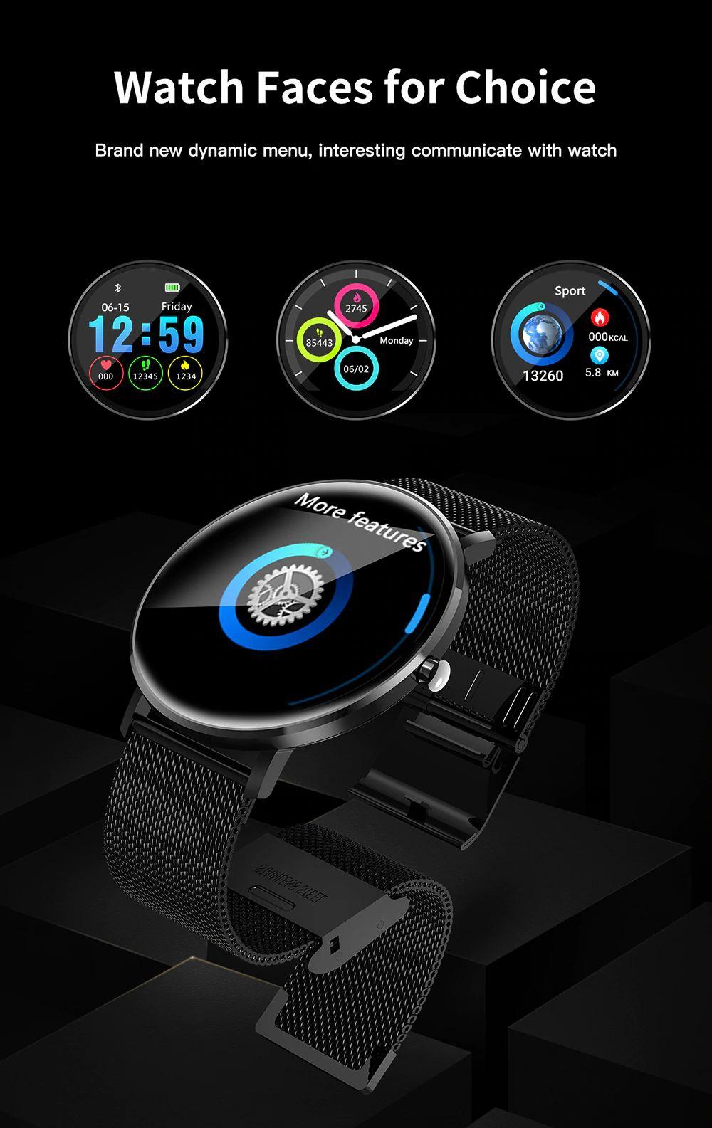 Microwear L6 Smart Watch (3)