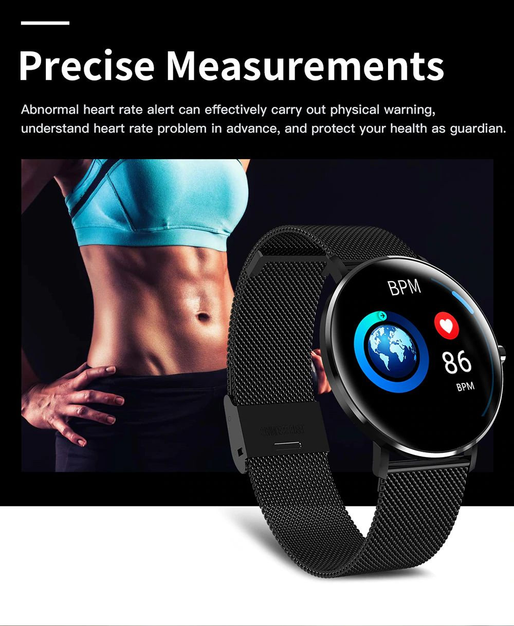 Microwear L6 Smart Watch (7)