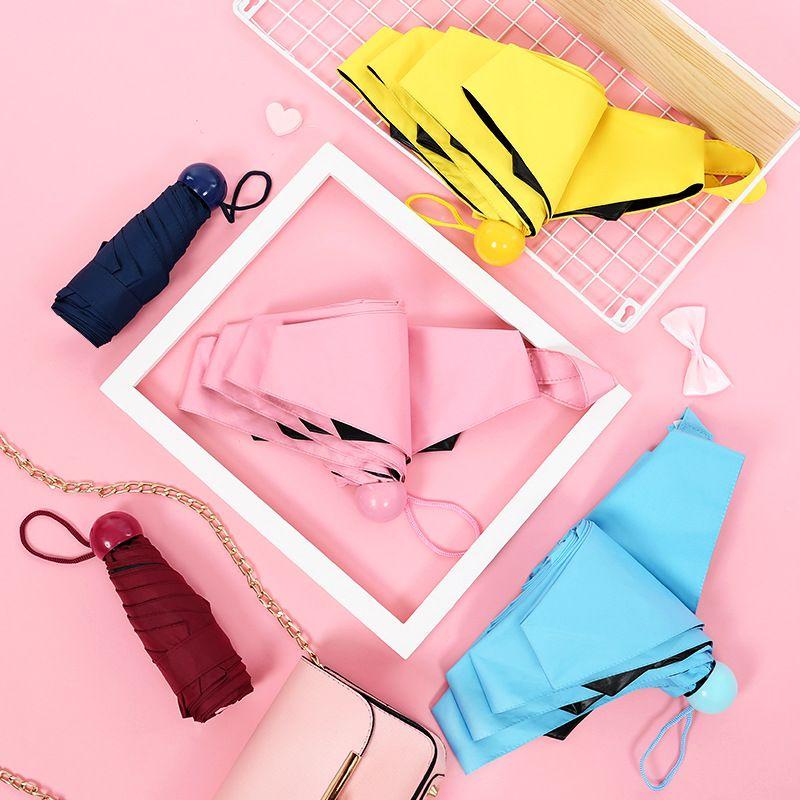 Mini Capsule Umbrella Anti Uv (4)