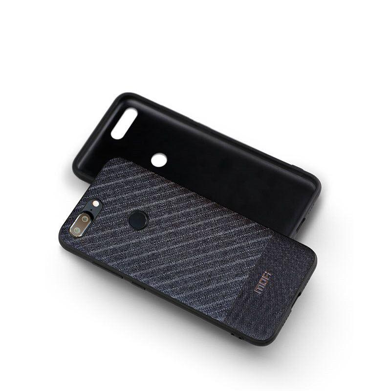 Mofi Business Style Fabrics Case For One Plus 5t (5)