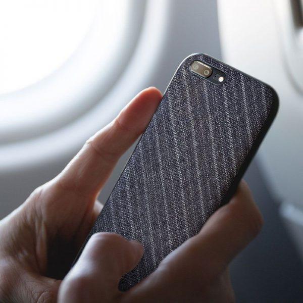Mofi Business Style Fabrics Case For One Plus 5t (6)