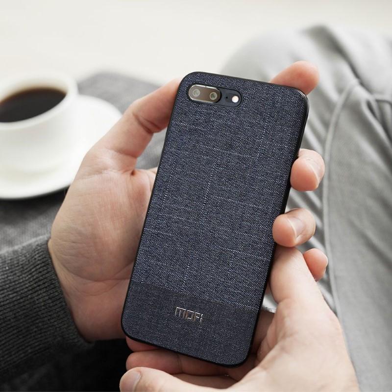 Mofi Business Style Fabrics Case For One Plus 5t (7)