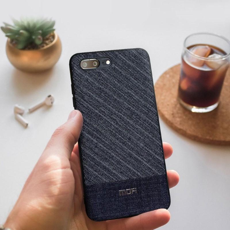 Mofi Business Style Fabrics Case For One Plus 5t (8)