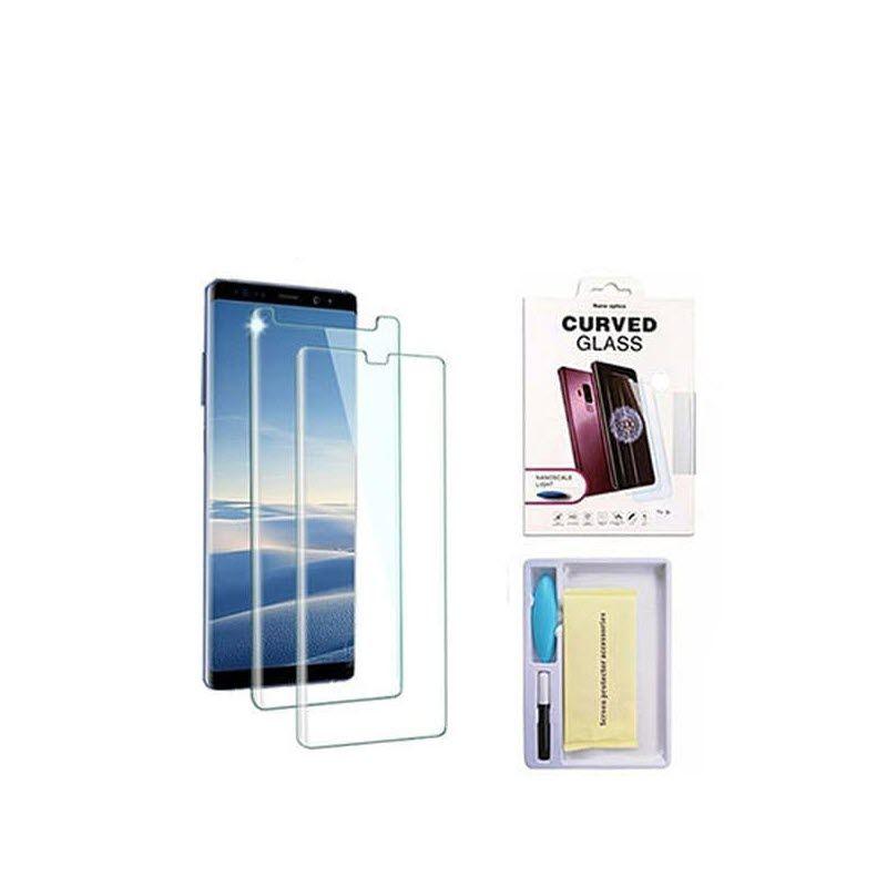 Nano Optics Curved Full Glue Tempered Glass Screen Protector For Samsung Galaxy S7 Edge (2)