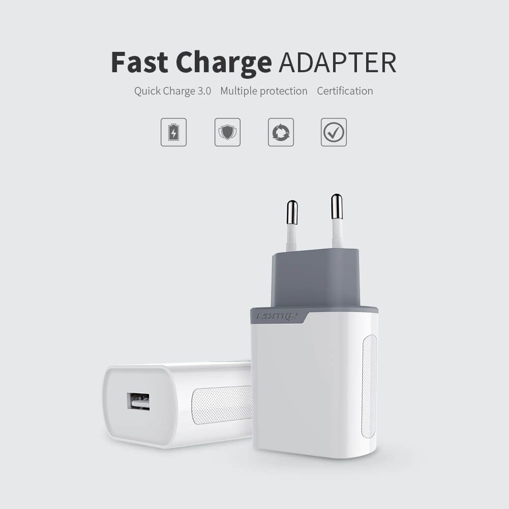 Nillkin Quick Charge 3 0 Fast Charging Adapter (13)