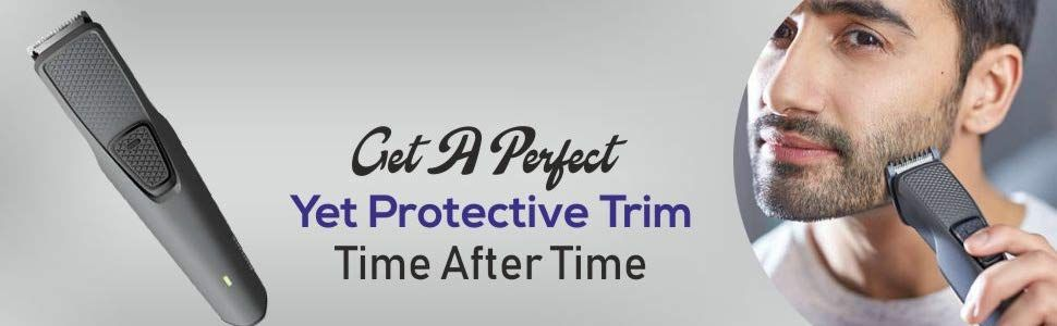 Philips Bt1210 15 Cordless Trimmer For Men (2)