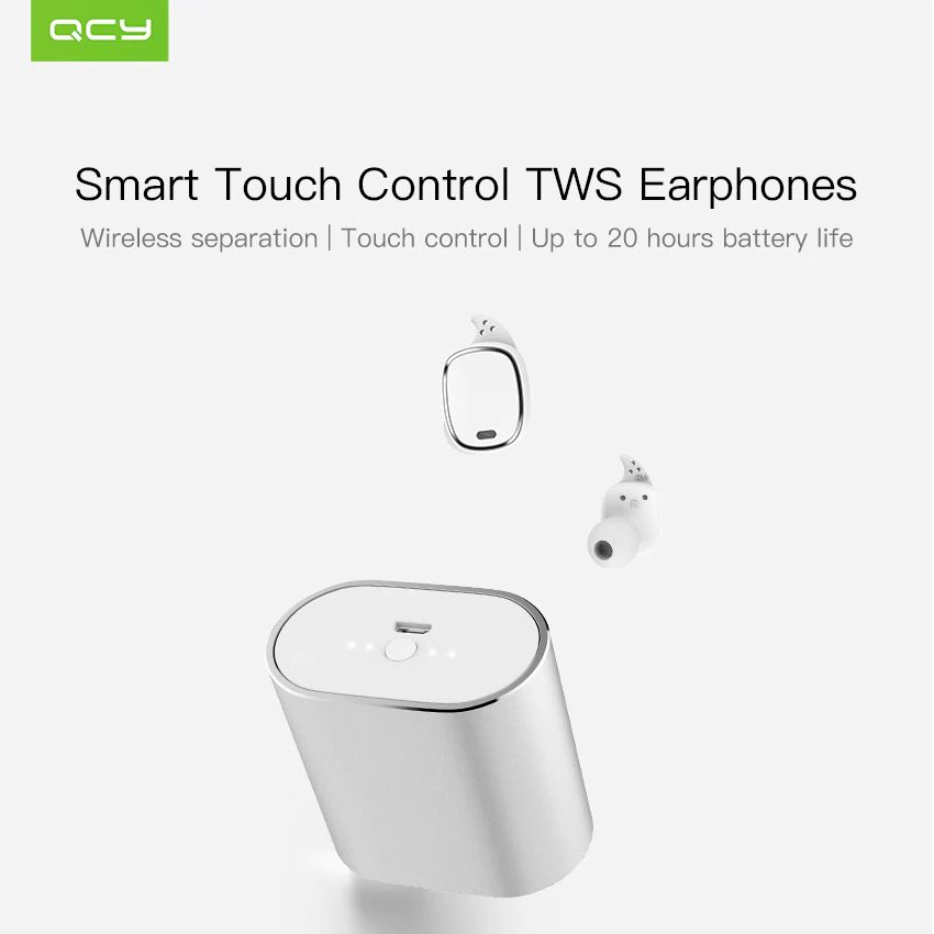 Qcy T1 Pro Tws Bluetooth Earphones (7)