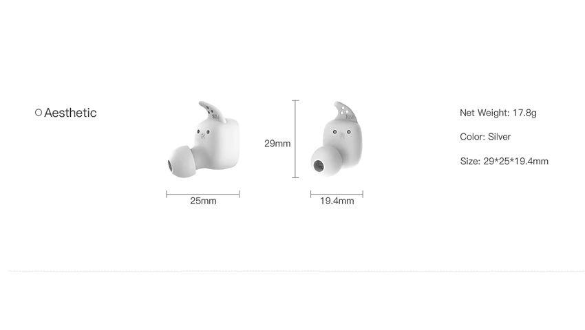 Qcy T1 Pro Tws Bluetooth Earphones (9)