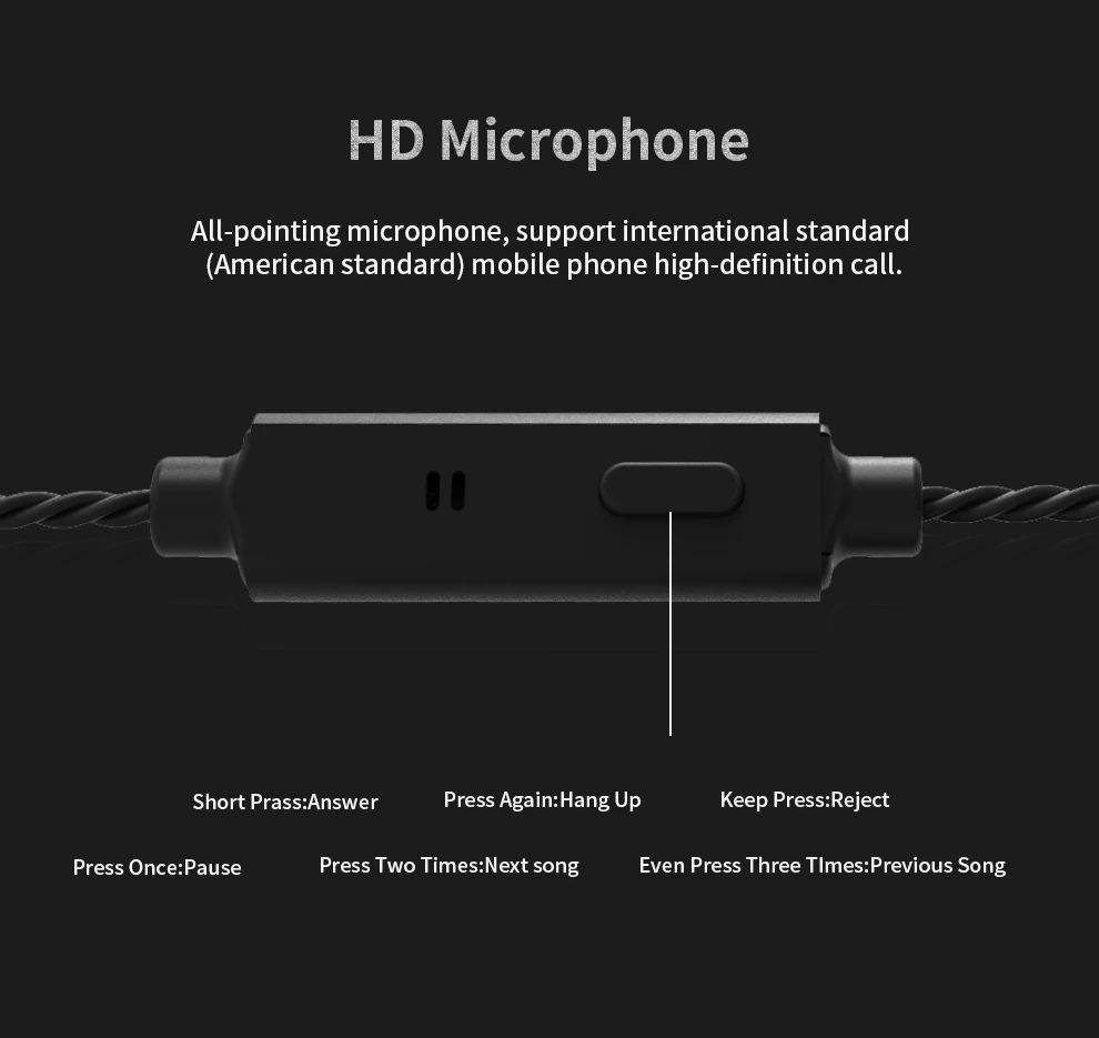Qkz Vk6 4 Dynamic Hybrid In Ear Earphone (14)