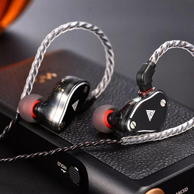 Qkz Vk6 4 Dynamic Hybrid In Ear Earphone (8)