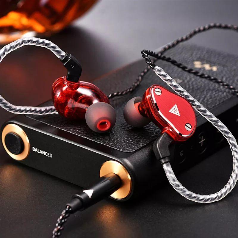 Qkz Vk6 4 Dynamic Hybrid In Ear Earphone (9)