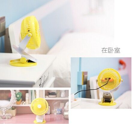 Remax F2 Rechargeable Portable Usb Mini Fan 360 Degrees Rotating (12)