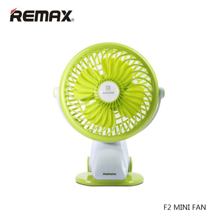 Remax F2 Rechargeable Portable Usb Mini Fan 360 Degrees Rotating (3)