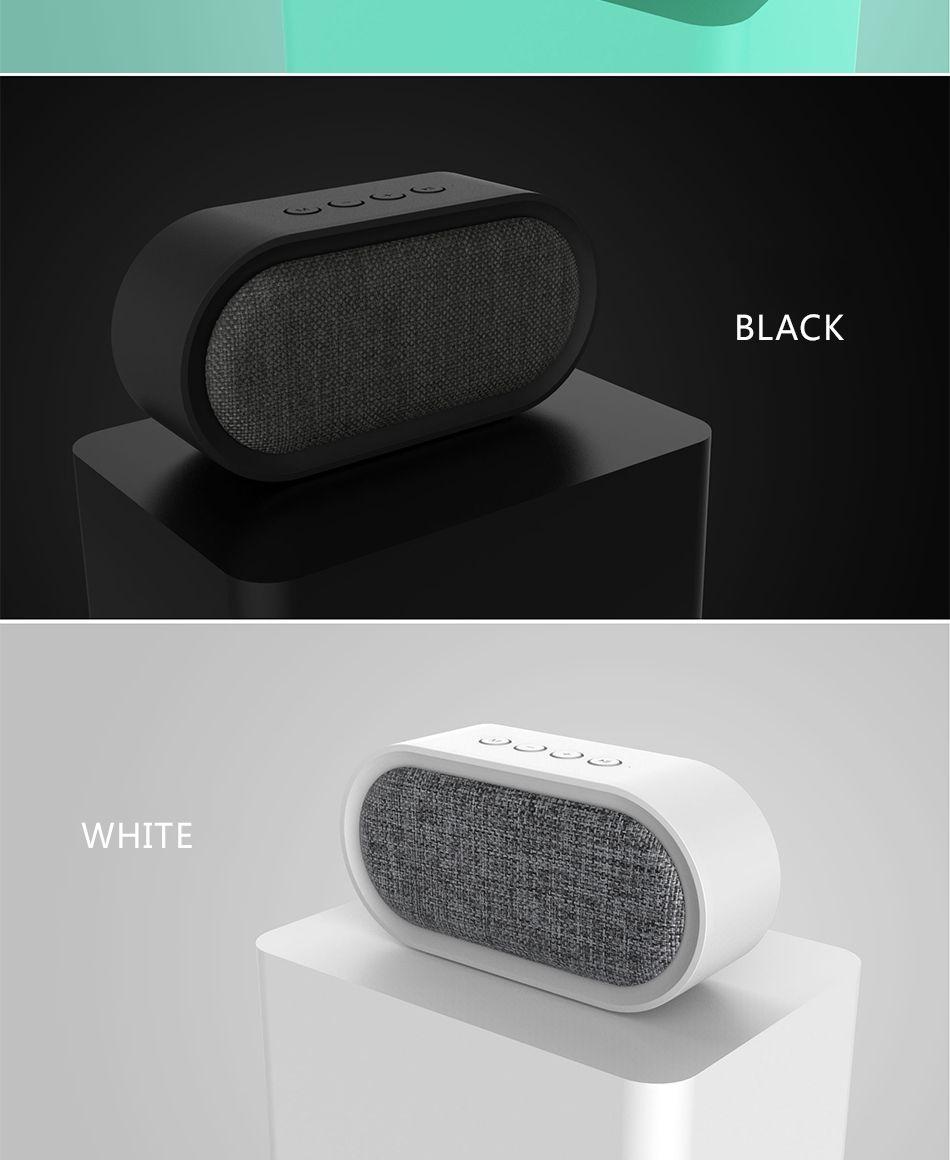 Remax M11 Portable Wireless Fabric Bluetooth Speaker (6)