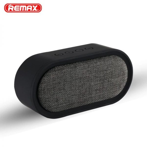 Remax M11 Portable Wireless Fabric Speaker (2)