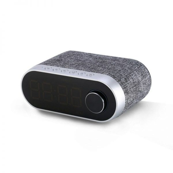 Remax Rb M26 Bluetooth Speaker With Alarm Clock (7)