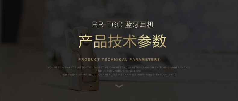 Remax Rb T6c Bluetooth Earphone With Charging Dock (15)