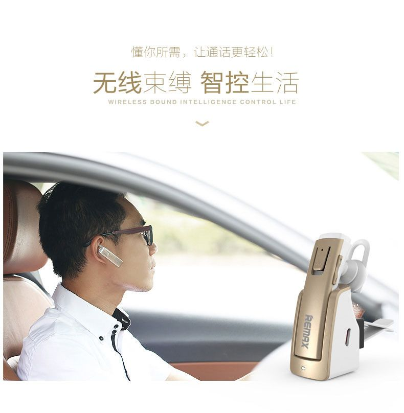 Remax Rb T6c Bluetooth Earphone With Charging Dock (8)