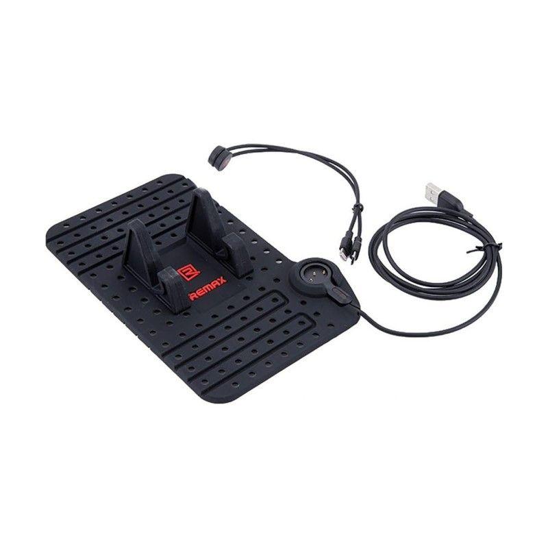 Remax Rc Fc1 Charging Stand Super Flexible Car Holder Navigation (3)