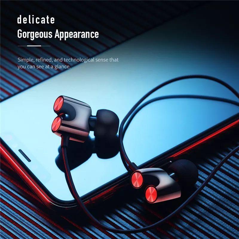 Rock Mutin Dual Unit Stereo Earphone (1)