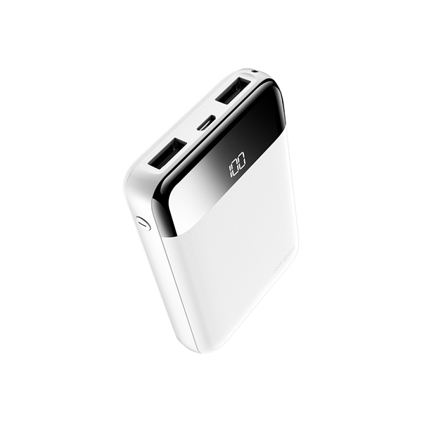 Rock Space P66 Mini Digital Display Power Bank 10000mah (2)