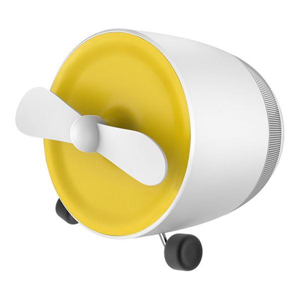 Rockspace Mini Bluetooth Speaker With Fan (2)