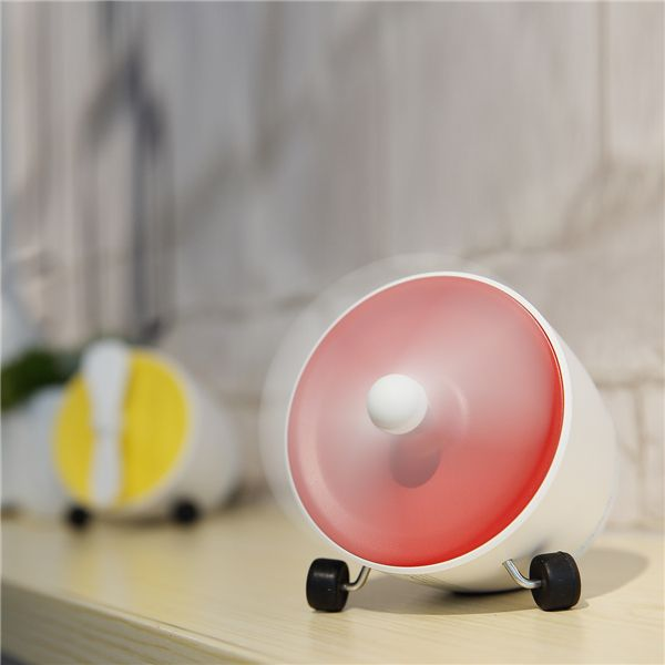 Rockspace Mini Bluetooth Speaker With Fan (3)
