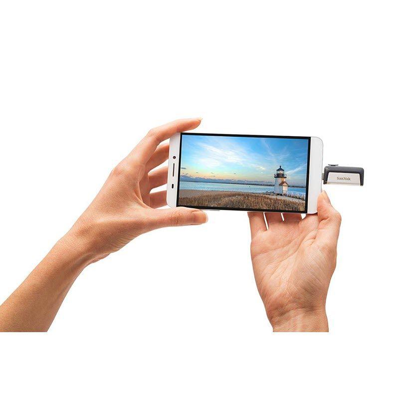 Sandisk Ultra Dual Drive Usb Type C (4)