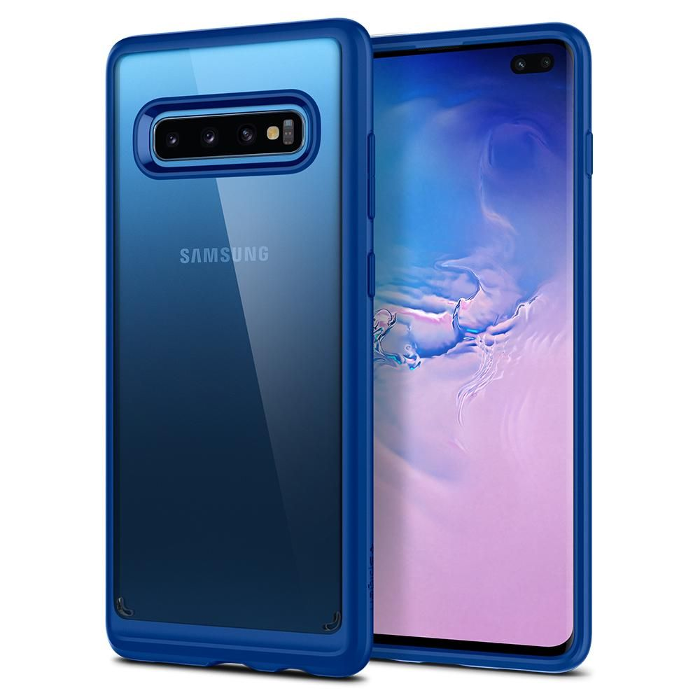 Spigen Galaxy S10 Case Ultra Hybrid (1)