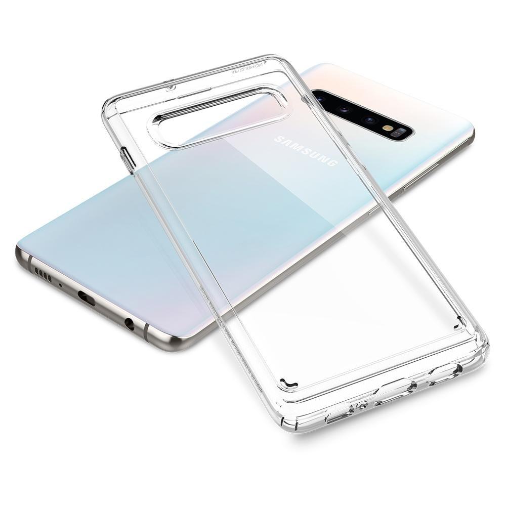 Spigen Galaxy S10 Case Ultra Hybrid (15)