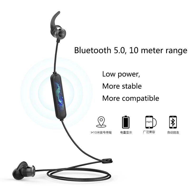 Uiisii B6 Waterproof Wireless Earphone (4)