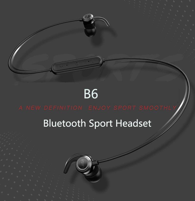 Uiisii B6 Waterproof Wireless Earphone (9)